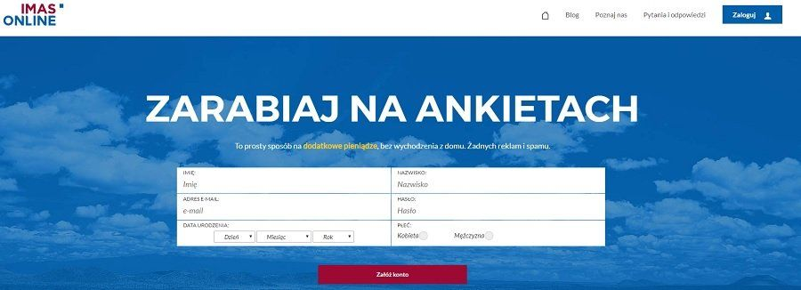 Imas online