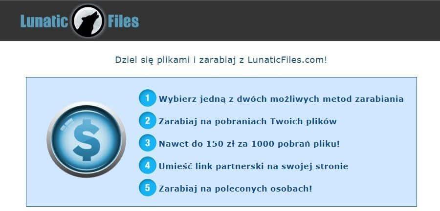 LunaticFiles