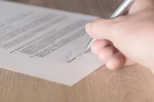 wypowiedzenie umowy