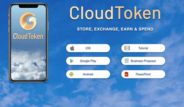 Cloud Token - aplikacja do zarabiania pasywnego