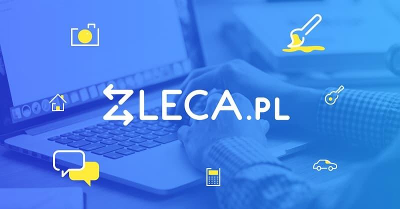 Zleca.pl - serwis ze zleceniami dla wykonawców usług