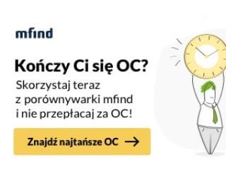 Kalkulator OC mfind.pl