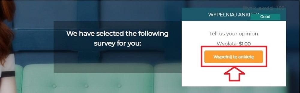 Ankiety w surveyrewardz