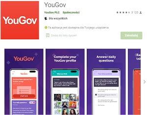 yougov aplikacja
